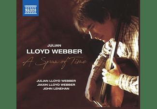 Julian/cello Lloyd Webber - A Span of Time  - (CD)