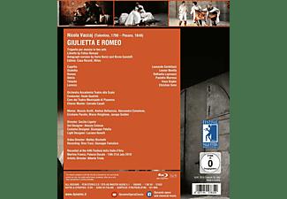 Raffaella Lupinacci, Orchestra Accademia, Teatro Alla Scala, Bonilla Leonor - Giulietta e Romeo  - (Blu-ray)