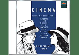 Palombi Luigi - Cinema: Original Film Soundtracks  - (CD)