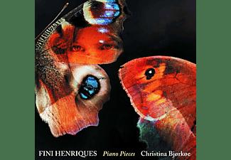 Christina Bjorkoe - Piano Pieces  - (CD)