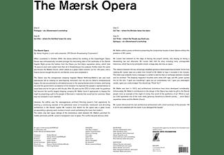 VARIOUS - The Mærsk Opera  - (Vinyl)