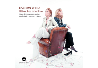 Maja Bogdanovic, Maria Belooussova - Eastern Wind  - (CD)