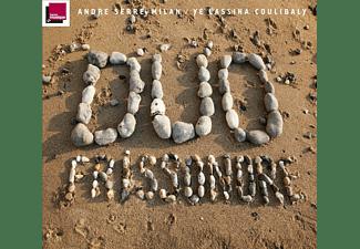 "Serre-milan Andre, Lassina Coulibaly Ye""duo Fris - Duo frissonore  - (CD)"