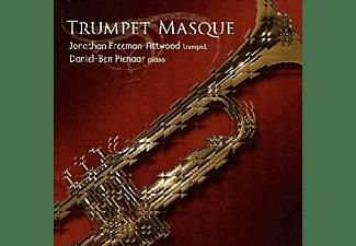Jonathan Freeman-attwood, Daniel-ben Pienaar - Trumpet Masque  - (SACD Hybrid)