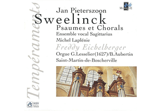 Freddy Eichelberger, Michel Laplenie - Psalmen & Choräle  - (CD)