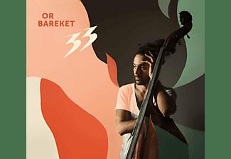 Or Bareket - 33  - (CD)
