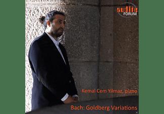 Kemal Cem Yilmaz - Goldberg Variations  - (CD)