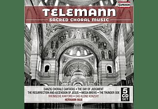 Rheinische Kantorei, Das Kleine Konzert, VARIOUS - Sakrale Chormusik  - (CD)
