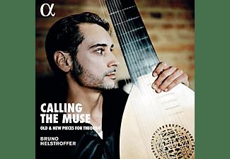 Bruno Helstroffer - Calling The Muse  - (Vinyl)