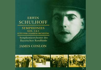 Bavarian Radio Symphony Orchestra - Sinfonien 2 & 5  - (CD)