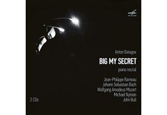 Anton Batagov - Big My Secret  - (CD)