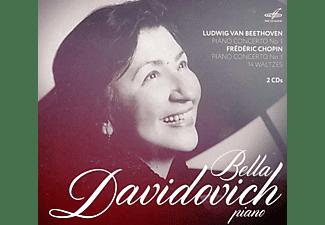Bella Davidovich - Klaviermusik  - (CD)