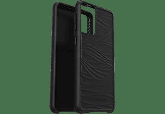LIFEPROOF Wake, Backcover, Samsung, Galaxy S21+, Schwarz