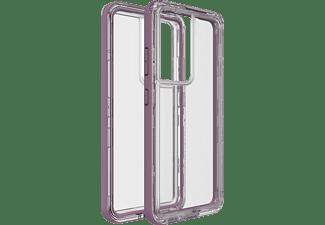 LIFEPROOF NËXT, Backcover, Samsung, Galaxy S21, Transparent/Violett