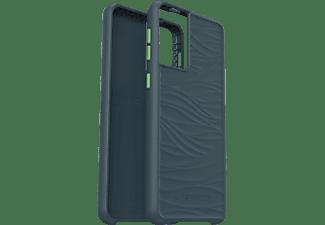 LIFEPROOF Wake, Backcover, Samsung, Galaxy S21+, Neptun Grau