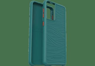 LIFEPROOF Wake, Backcover, Samsung, Galaxy S21+, Blaugrün