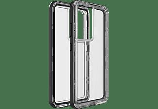LIFEPROOF NËXT, Backcover, Samsung, Galaxy S21, Transparent/Schwarz