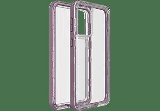 LIFEPROOF NËXT, Backcover, Samsung, Galaxy S21+, Transparent/Violett