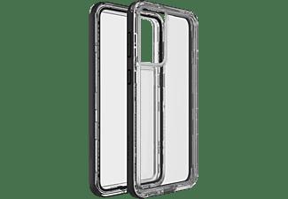 LIFEPROOF NËXT, Backcover, Samsung, Galaxy S21+, Transparent/Schwarz