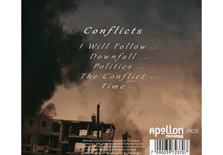Tammatoys - Conflicts  - (CD)