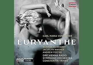 VARIOUS - Euryanthe  - (CD)