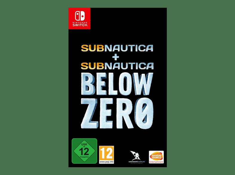 Switch Subnautica Subnautica: Below Zero /Multilinguale