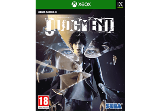 Judgment UK/FR Xbox Series X