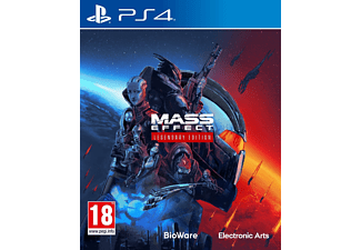 Mass Effect Legendary Edition UK PS4