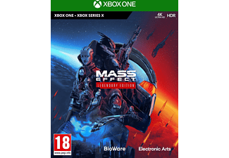 Mass Effect Legendary Edition UK Xbox One
