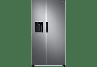 Frigorífico americano - Samsung RS67A8811S9/EF, No Frost, 634 l, Dispensador agua y hielo, 178 cm, Inox