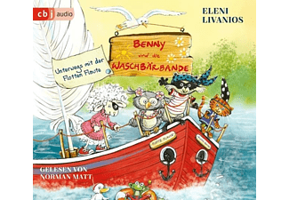 Eleni Livanios - Benny und die Waschbärbande  - (CD)