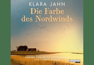 Klara Jahn - Die Farbe des Nordwinds  - (CD)