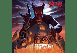 Dio - Holy Diver Live  - (Vinyl)