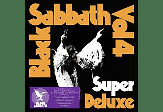 Black Sabbath - Vol.4 (Super Deluxe 5LP Box Set)  - (Vinyl)