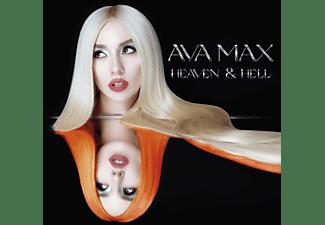 Ava Max - HEAVEN And HELL (ORANGE)  - (Vinyl)