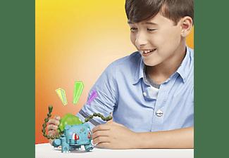 MEGA CONSTRUX Pokémon Medium Bisasam Bauset, Mehrfarbig