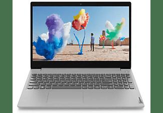 """Portátil - Lenovo IdeaPad 3 15ADA05, 15,6"""" FHD, AMD 3020e, 8 GB RAM, 128 GB SSD, FreeDOS, Inox"""