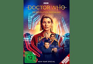 Doctor Who - Die Revolution Der Daleks [DVD]