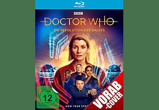 Doctor Who-Die Revolution Der Daleks Blu-ray