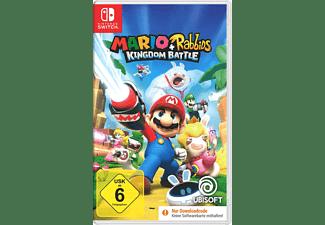 Mario + Rabbids Kingdom Battle - Code in der Box - [Nintendo Switch]