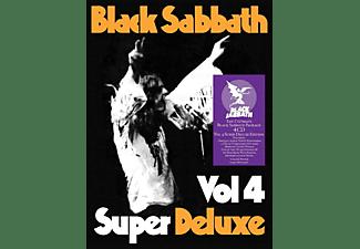 Black Sabbath - Vol.4 (Super Deluxe 4CD Box Set)  - (CD)