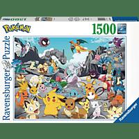 RAVENSBURGER Pokémon Classics Puzzle Mehrfarbig