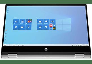 "Convertible 2 en 1 - HP 14-dw1030ns, 14"" FHD, Intel® Core™ i3-1115G4, 8 GB, 256 GB SSD, UHD, W10, Plata"