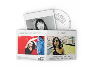 PJ Harvey - Stories From The City, Stories From The Sea - Demo  - (CD)