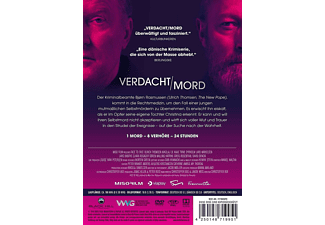 Verdacht/Mord DVD