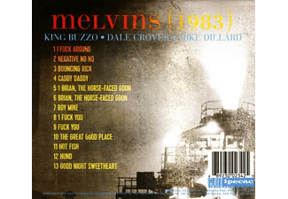 Melvins - WORKING WITH GOD  - (CD)
