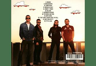 The Dust Coda - Mojo Skyline  - (CD)