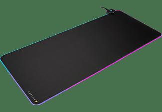 CORSAIR Gaming Mauspad MM700 RGB, Beleuchtung, USB, Schwarz