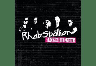 Rhabstallion - BACK IN THE SADDLE  - (CD)