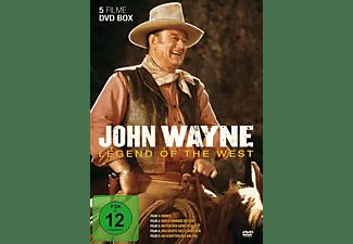 John Wayne - Legend Of The West DVD